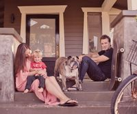 Любовь - дом и семья
