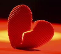 Порча на отношения - разбитое сердце