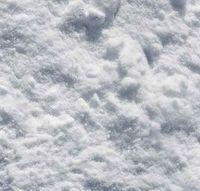 Снег для отворота