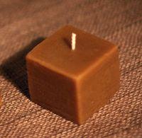 Восковая свеча для привлечения удачи