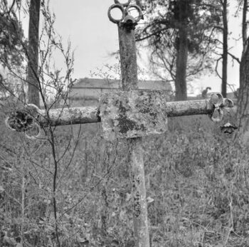 Безымянная могила для приворота