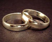 Два кольца - залог любви