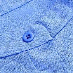 Приворотная пуговица на рубашке