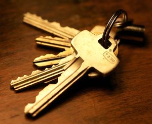 Приворот на ключи